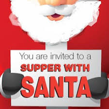supper with Santa